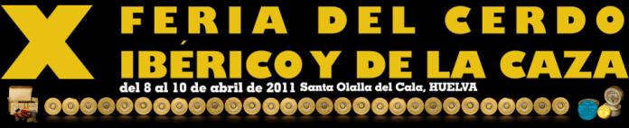 Feria del cerdo ibérico y de la Caza Sana Olalla de la Cala