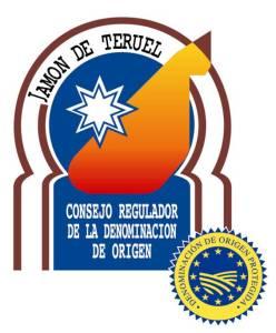 Logo DOP Jamón de Teruel