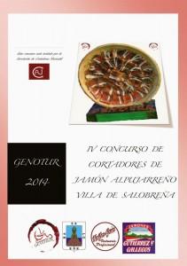 IV Concurso de cortadores de jamón Alpujarreño Villa de Salobreña 2014