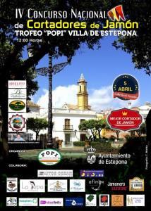 """IV Concurso Nacional de Cortadores de Jamón Trofeo """"POPI"""""""