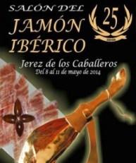VII Concurso Cortadores de jamón ibérico Jerez de los Caballeros 2014