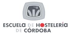 Curso de iniciación al corte de jamón en la Escuela de Hostelería de Córdoba