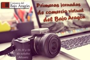 Primeras jornadas de comercio virtual del Bajo Aragón