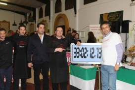 Los Record Guinness del jamón