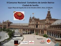 II Concurso Nacional de Cortadores de Jamón Ciudad de Sevilla