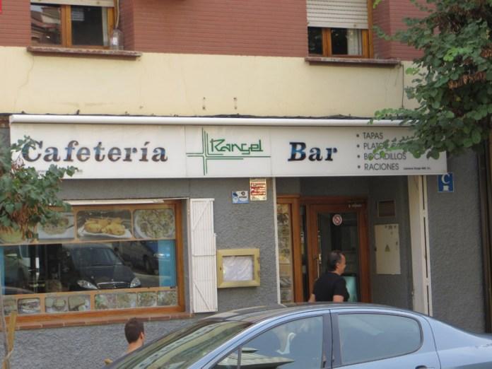 Cafetería Rangel