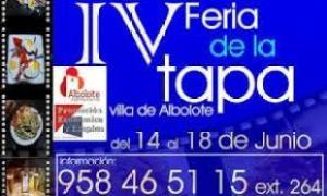 IV Feria de la Tapa de Albolote