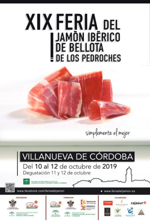 Feria del jamón ibérico de bellota de Los Pedroches Villanueva de Córdoba
