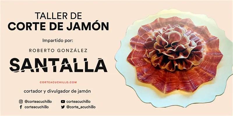 Curso de corte de jamón en Madrid