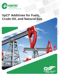 VpCI Additives for Fuels, Crude Oil, and Natural Gas Brochure Cover