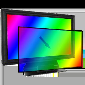 Display++ neutral density filter