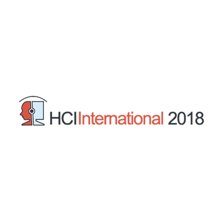 Human-Computer Interaction (HCI) International 2018