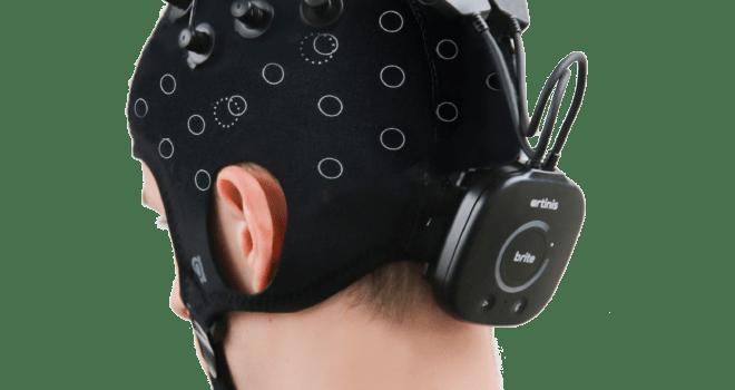 Brite24 wireless wearable fNRIS