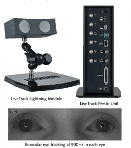 Livetrack Lightning with Presto