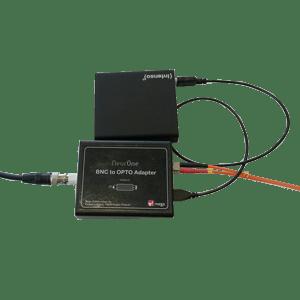 NeurOne BNC to Opto Adapter