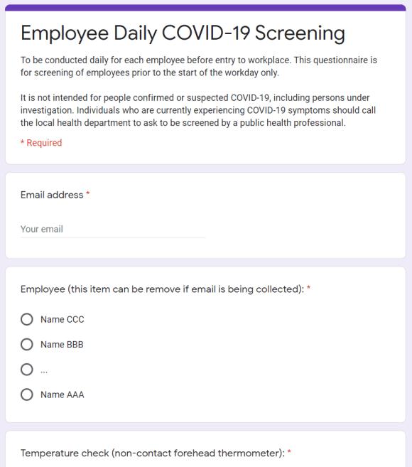COVID19Screening