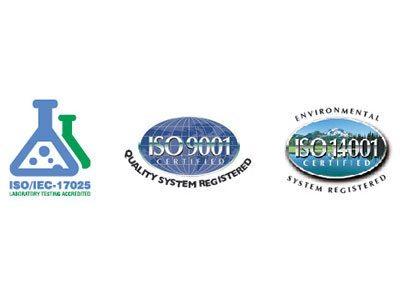 3 ISO logos