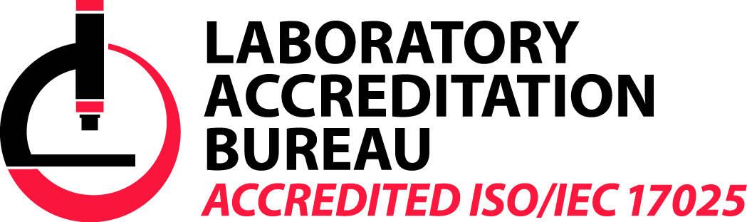 LAB Logo of Accreditation