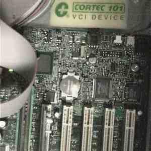 VpCI-101 Emitter inside computer
