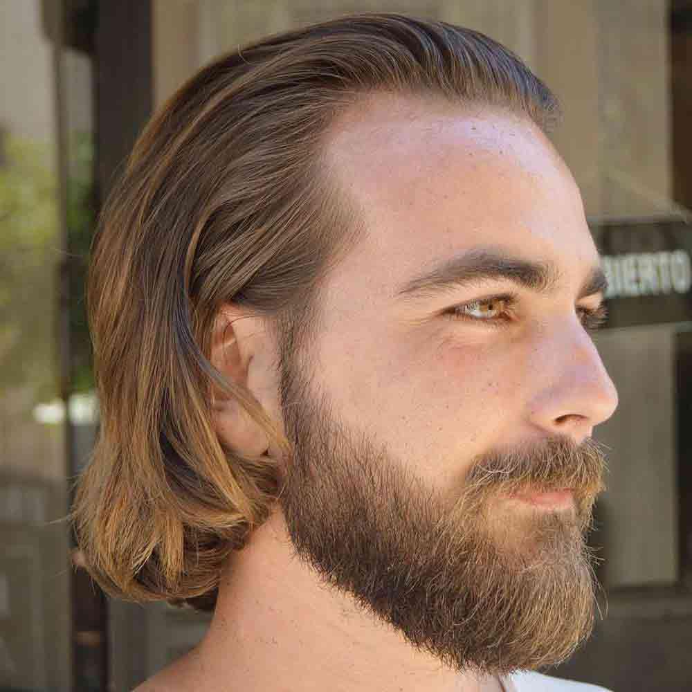 23 Cortes De Cabello Con Entradas Los Mejores Peinados