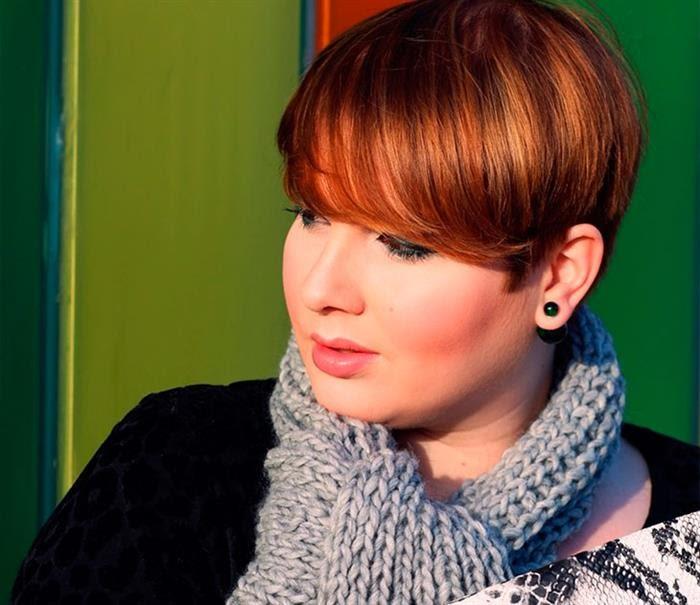 Cortes de cabelo para rosto redondo e pescoço curto 2021
