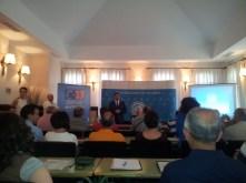Clausura del Curso de Vitivinicultura en Laujar 2013