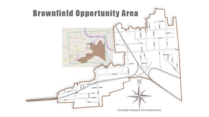 Bownfield Map Infographic