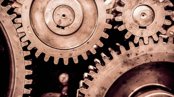Machine Gear