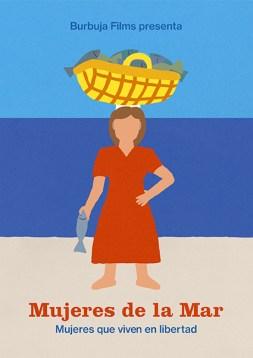 Mujeres de la mar - cartel - A2 (3mm de sangre)