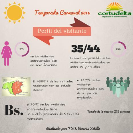 Perfil del Turista Carnaval 2014