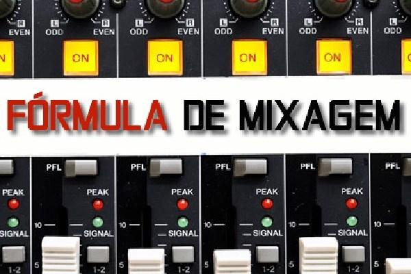 Curso Fórmula de Mixagem é ideal pra quem quer se tornar profissional na música