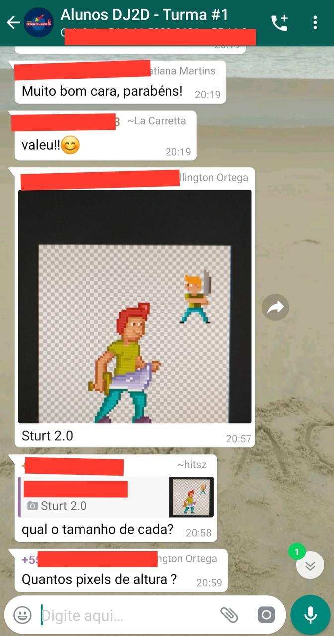 Curso Design de Jogos 2D funciona