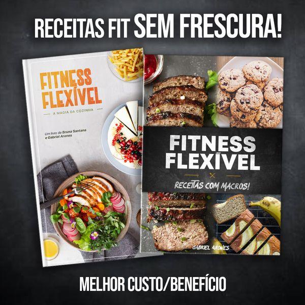 Combo Fitness Flexível receitas deliciosas pdf download grátis