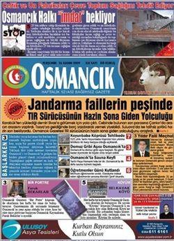 Osmancık Gazetesi kapandı