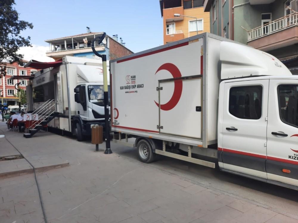 Osmancık'da kan bağış kampanyası düzenlenecek