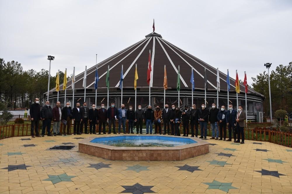 Başkan Sülük 'Çalışan Gazeteciler Günü'nü kutladı