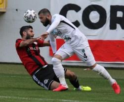 2. Lig: Çorum FK: 0 – Kocaelispor: 1