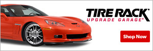Tire Rack Upgrade Garage - Corvette Action Center