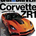 Car And Driver Corvette Zr1