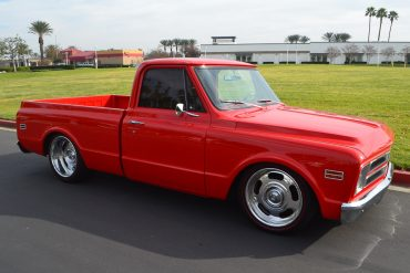 1968 chevrolet short bed pick up 1
