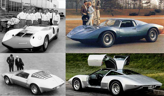 1 4 mid engine corvettes
