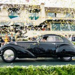 Alfa Romeo Named Best of Show at the 68th Pebble Beach Concours d'Elegance