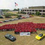 Corvette Plant is Safe