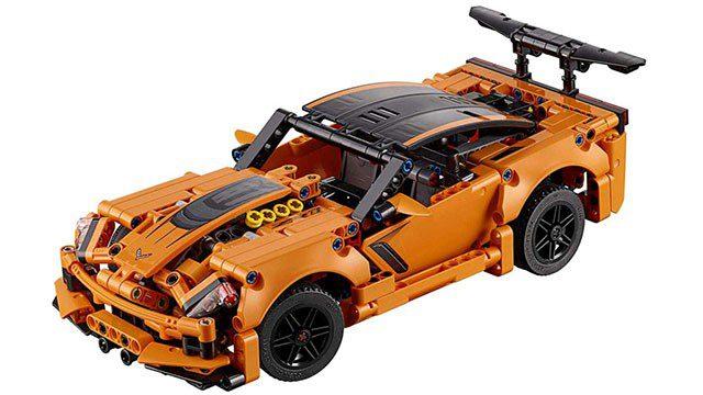 2019 ZR1 Lego