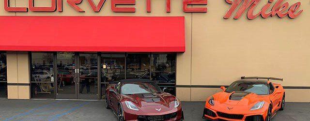 Callaway Corvette