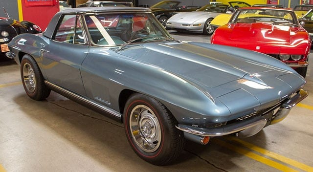 1967 NCRS Corvette Coupe
