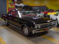1967 black chevelle ss 396 coupe 0031