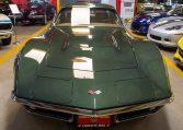 1969 green corvette l71 coupe 0214