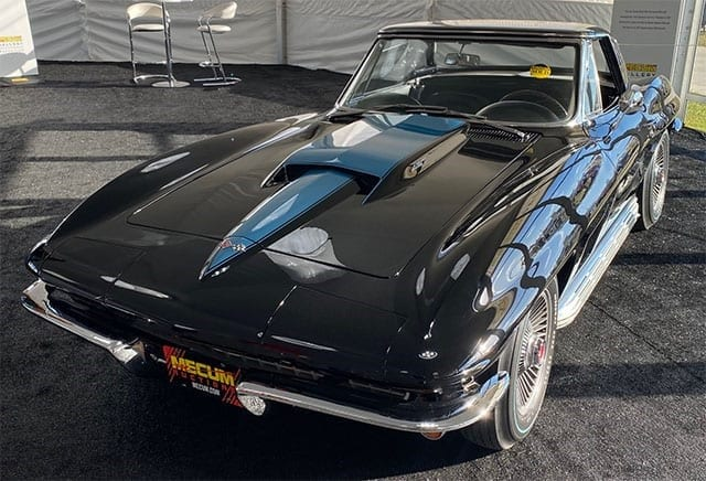 x tony delorenzo 1967 Corvette