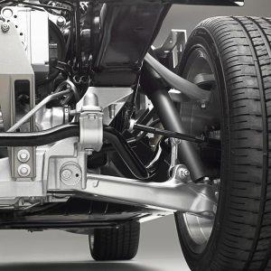 2005 Corvette C6: Suspension, Chassis and Z51